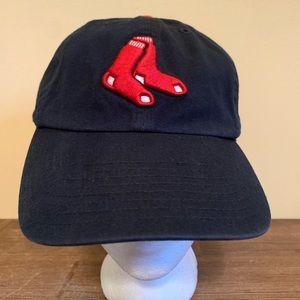 47 Brand Boston RED SOX Blue Baseball Hat Cap
